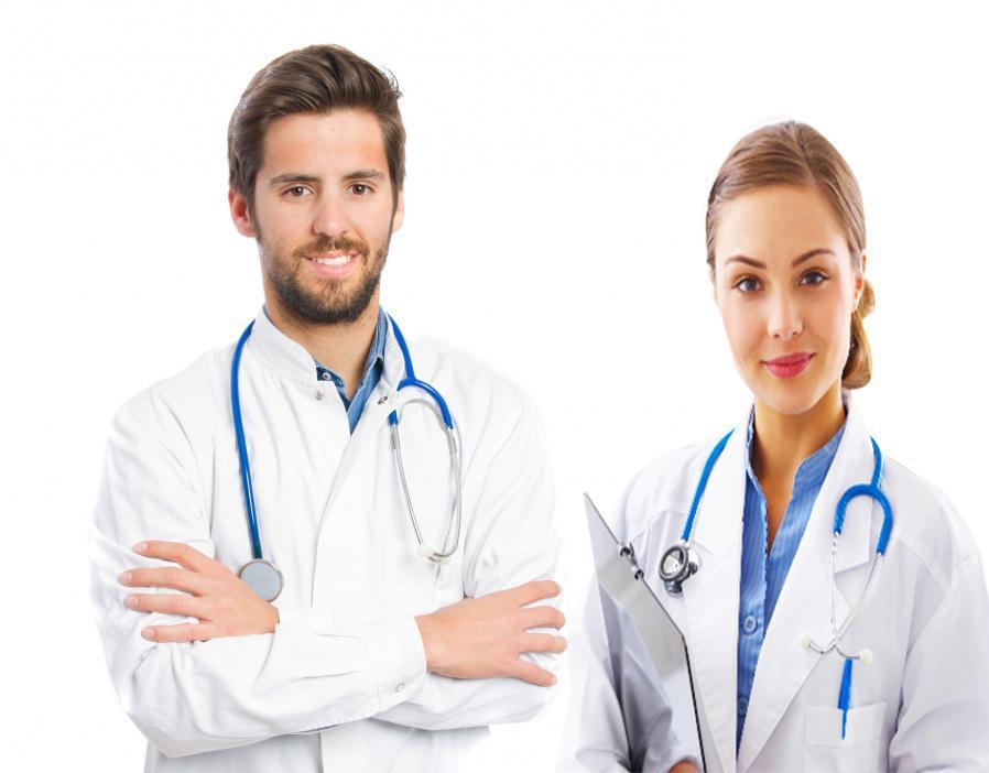 پزشکان مرد موفق ترند یا دختر ؟