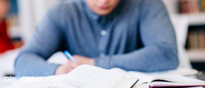 چگونه به درس خواندن عادت کنیم